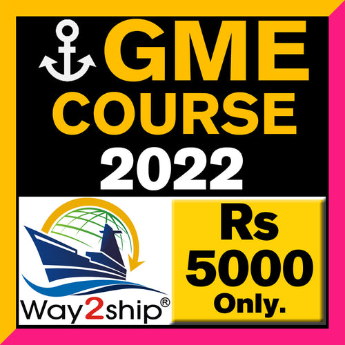 GME: Graduate Marine Engineering Admission 2021