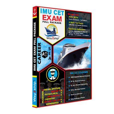 IMU CET Exam Full Package
