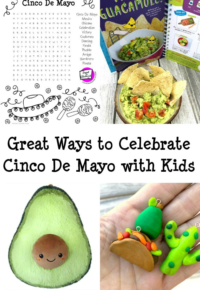 Celebrating Cinco De Mayo with Kids