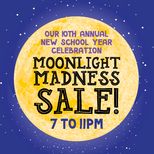 Moonlight Madness 2019