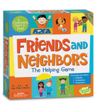 Friends and Neighbors, The Helping Game, Cooperative Game for Kids, Peaceable Kingdom