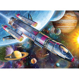Mission in Space 100 Piece Puzzle