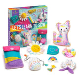Let's Learn to Sew kit