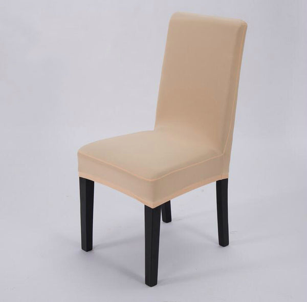 Universal Elastic Cloth Chair Covers China For Wedding Decoration Party Chair Covers Banquet Dining Chair Covers