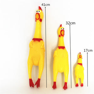 Rooster Squeak Toys