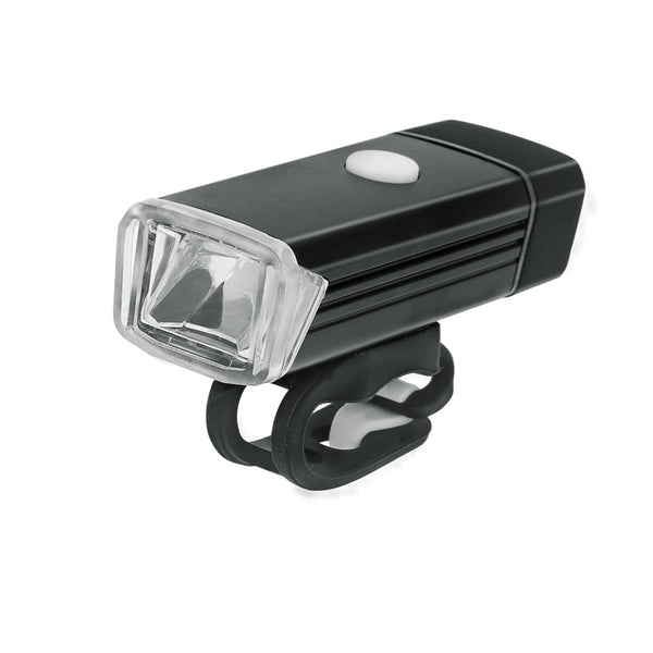 Mountain Bike Headlight Taillight Set USB Rechargeable Waterproof