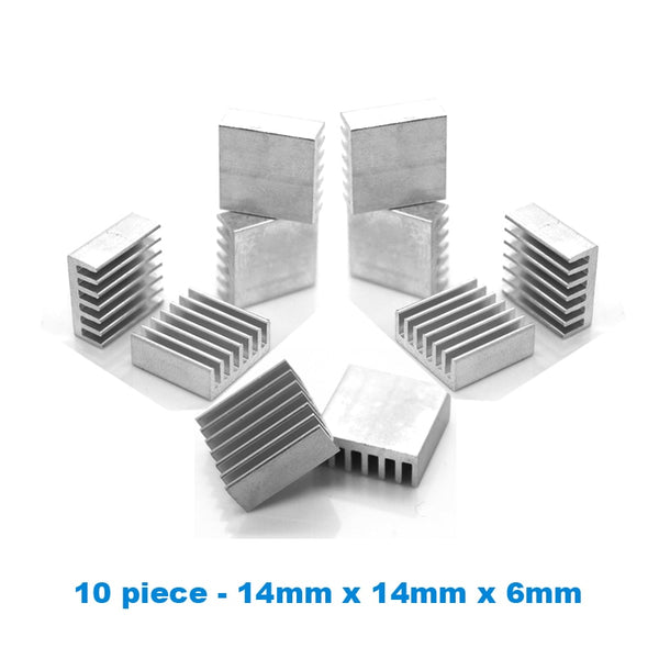 Aluminum Heatsink For CPU