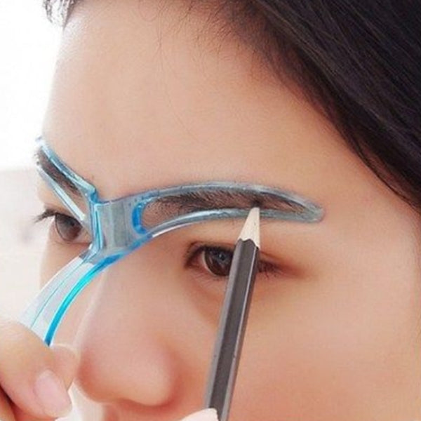 Eyebrow Shaper Stencils Template