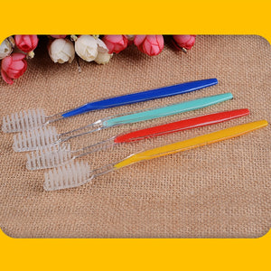 Disposable Plastic Toothbrush
