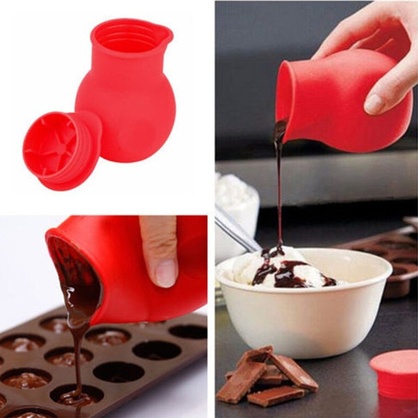 Silicone Microwave Chocolate Melting Pot