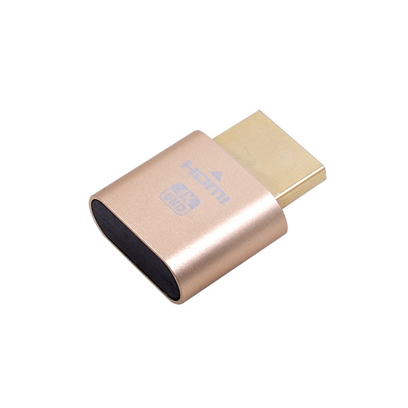 Adapter HDMI DDC EDID Dummy Plug Headless