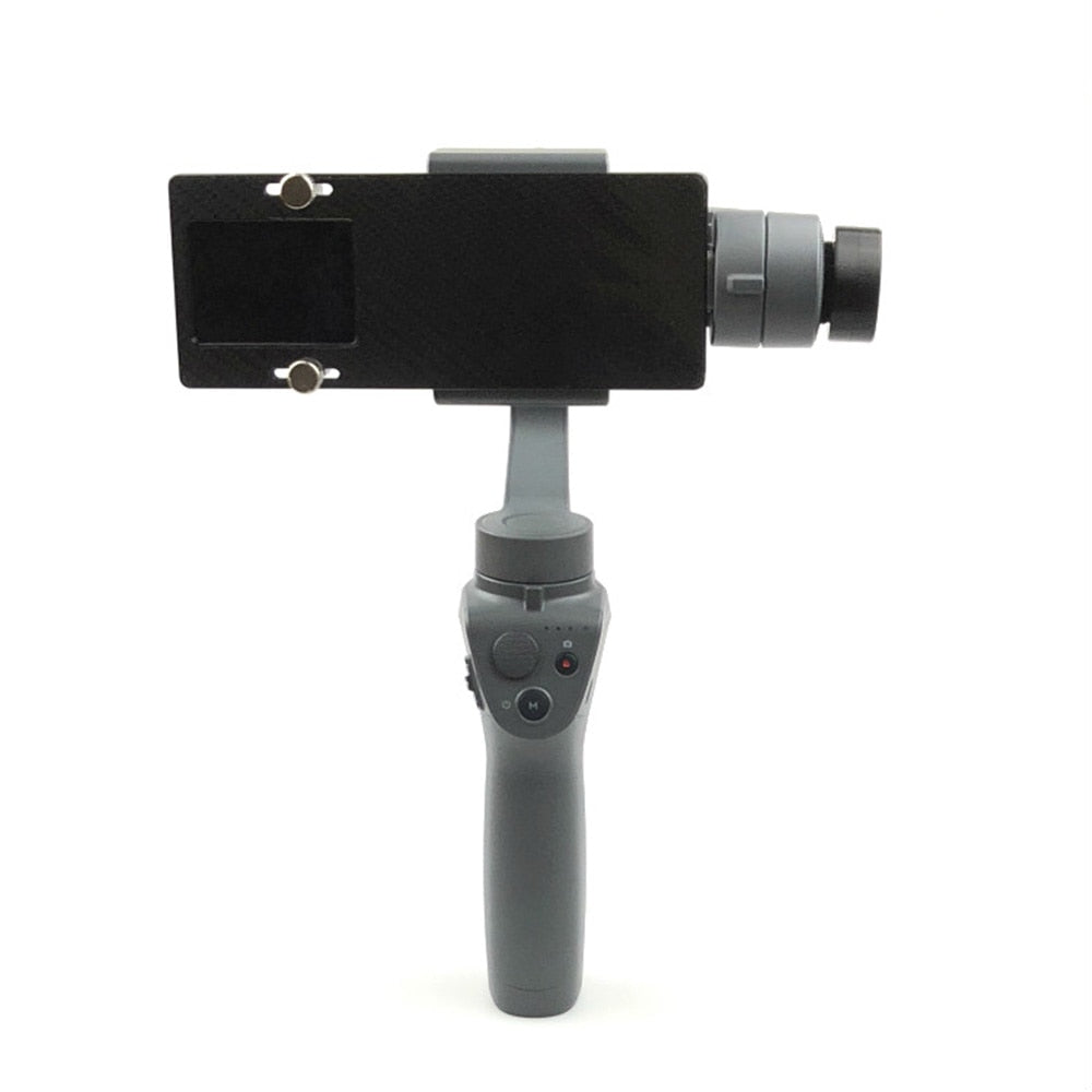 3D Printed For GoPro Hero YI Camera Mounting Fit for OSMO MOBILE 1 2