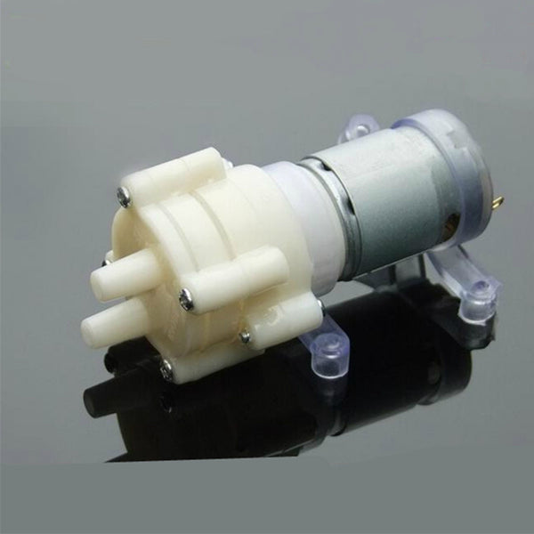Priming Diaphragm Mini Pump Spray Motor