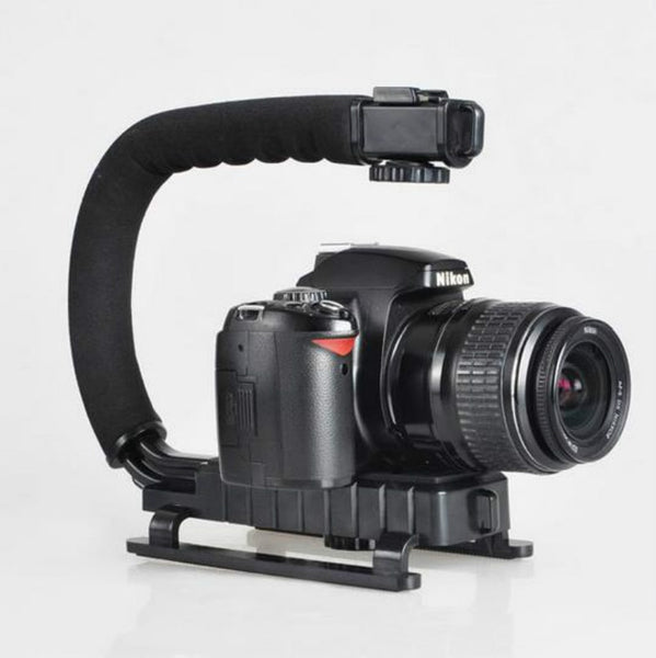 Camera and Camcorder Video Sports Action Stabilizing Grip Handle