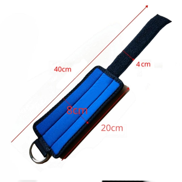 1/2PC Sport Ankle Strap Gym for Cable Machines for Butt and Leg Weights