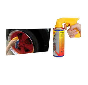 Aerosol Spray Gun Handle With Full Grip Trigger