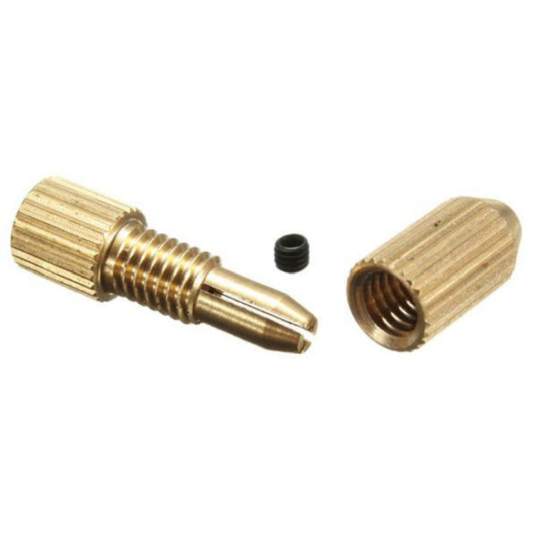 2.3mm Brass Electric Motor Shaft Clamp Drill Bit