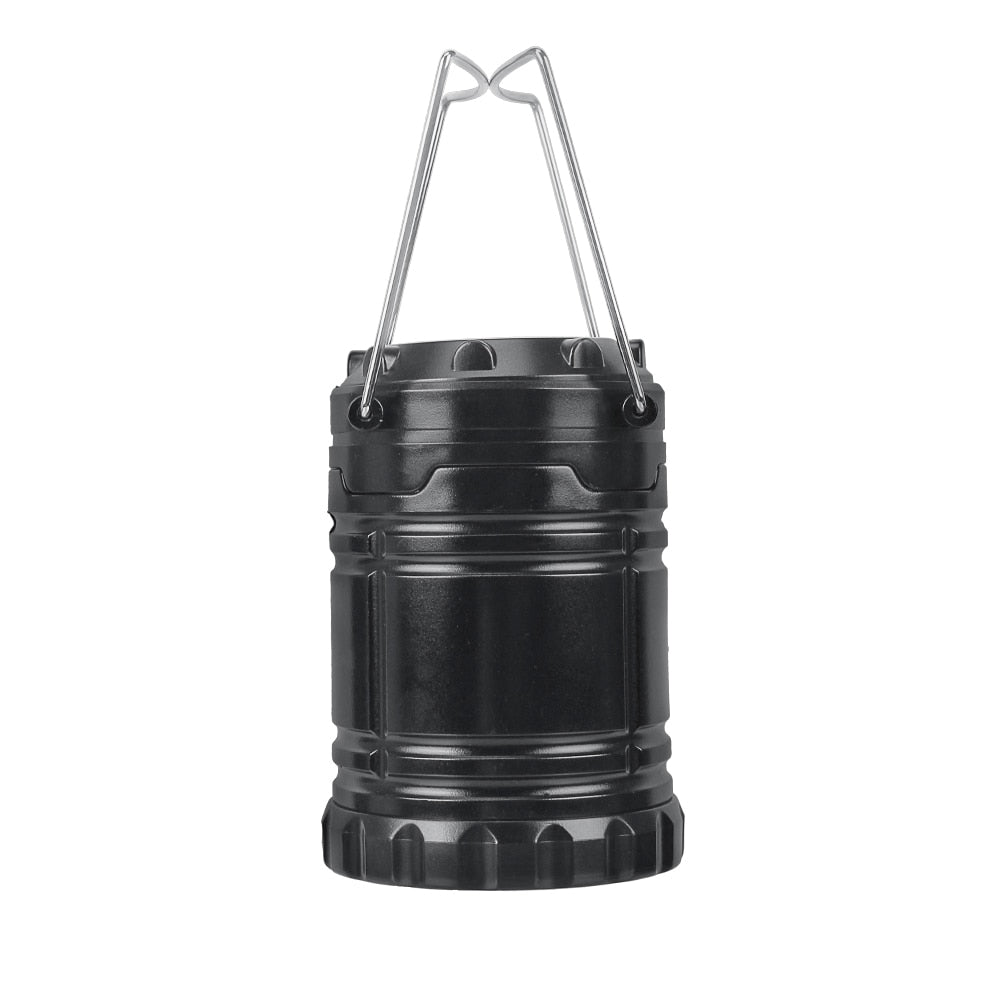 Portable Lantern Hanging Tent Flashlight For Hiking Camping