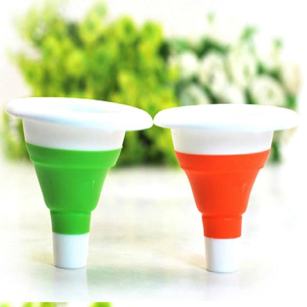 Foldable Funnel Collapsible Cooking Tools