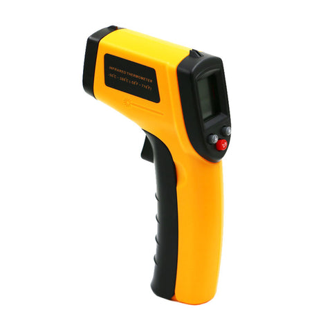 Infrared Digital C/F Selection Surface Temperature Thermometer