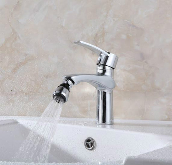 360 Rotate Swivel Nozzle Filter Faucet