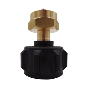BBQ Cooking Gas Propane Regulator Valve Propane Refill Adapter