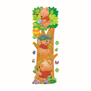 Winnie Pooh Height Measure For Kids