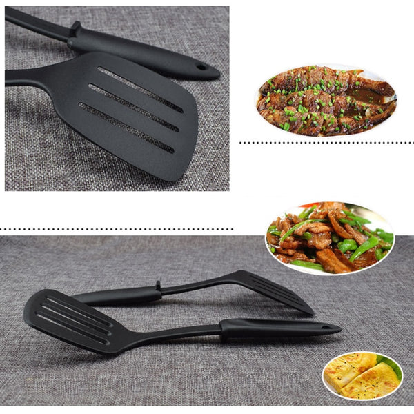 Silicone Cooking Tools Spatula Shovel Fried Cooking Utensils