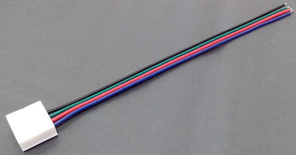 12mm 4pin connector with 15cm long wire for WS2801/INK1003 LED strip