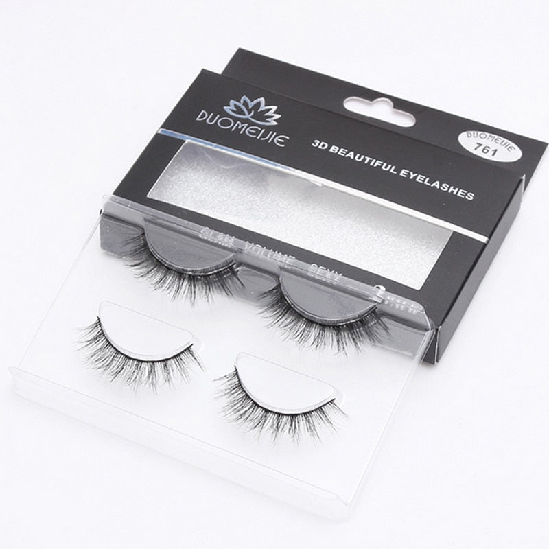 EyeLash Extension Thick Multi-layered Curl