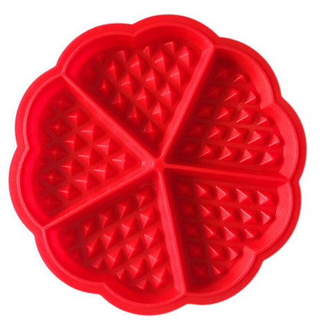 Silicone Waffle Mold Pan