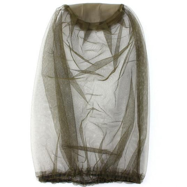 Fabric 45*33cm Midge Mosquito Insect Hat Bug Mesh Head Net