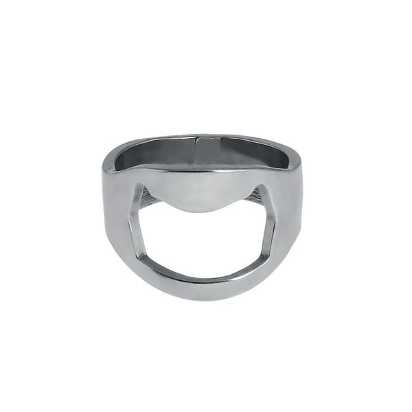 Finger Ring Beer Bottle Opener Stainless Steel
