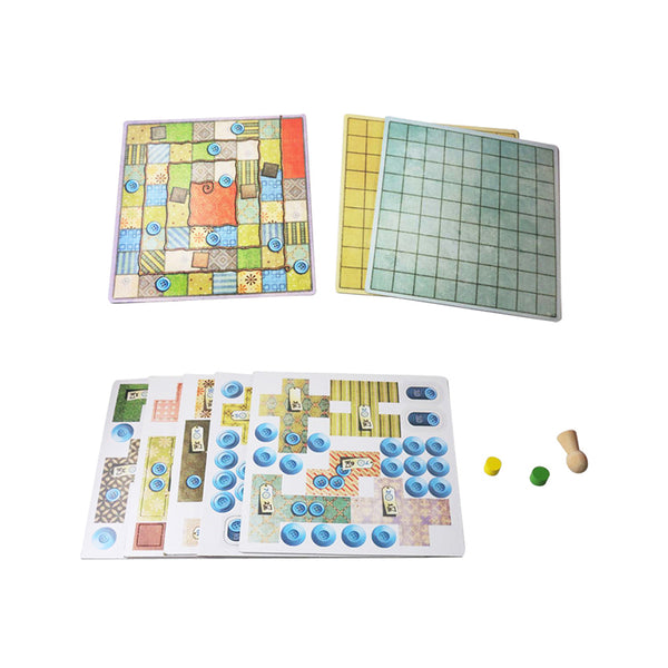 Patchwork Board Game English Version
