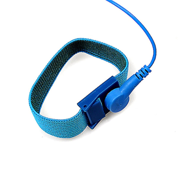 Anti Static Wrist Strap Discharge Band Grounding Static-Release With Clip