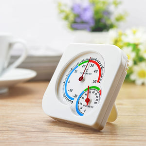 Mini Household Multifunction Thermometer Indoor Hygrometer Humidity