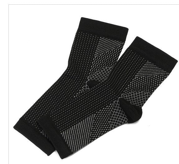 Men Women  Comfort Foot Circulation Swelling Relief Foot Sleeve Socks Foot Anti Fatigue Compression Varicosity Ankle Socks