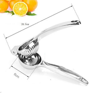Stainless Steel Lemon Juicer