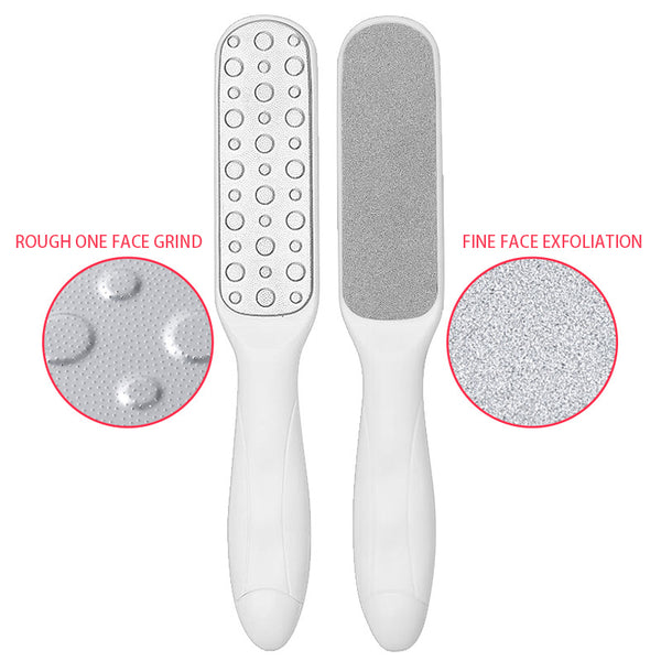 1pc Professional Double-sided Hard Dead Skin Callus Remover