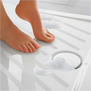 Clear Non Slip Safety Floor Grip Mat