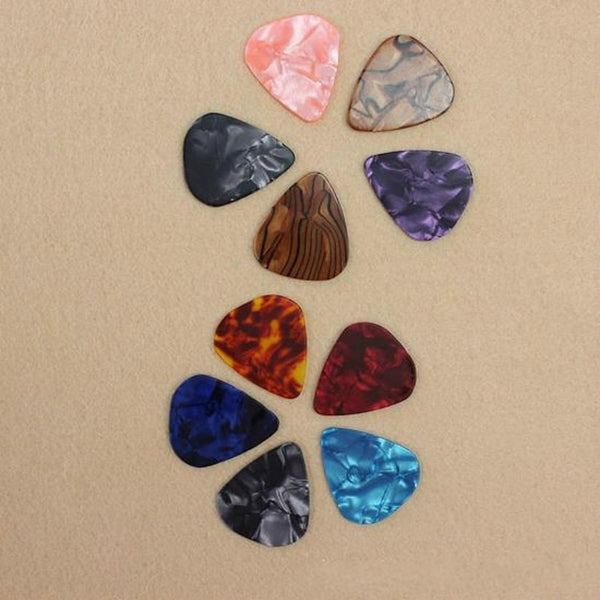 Multi Colorful Guitar Picks