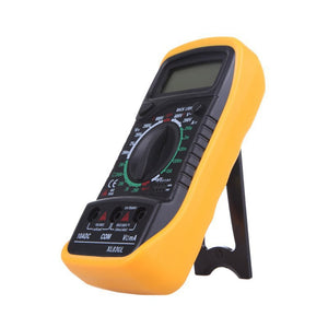 Digital Multimeter Backlight AC/DC Ammeter Voltmeter Ohm Tester
