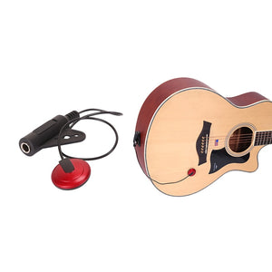 Guitar Pickup Professional Piezo Contact Microphone