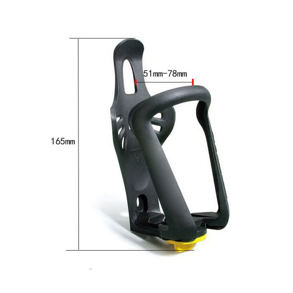 Bicycle Durable Adjustable Water Bottle Cage Mountain Bike