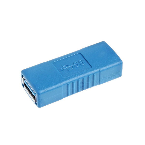 USB 3.0 Type A Female to A Female Connector Adapter