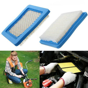 Square Air Filters Mower Accessories