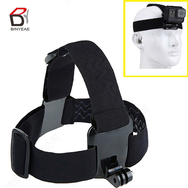 Action Camera GoPro Head Mount