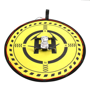 Landing Pad D70cm with Lighting for Drones
