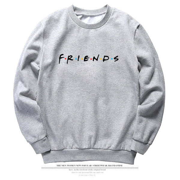 Winter Spring Ladies Letter Printing Casual O-Neck Pullover Fashion Solid Color Thickening Long-sleeved Sweaters
