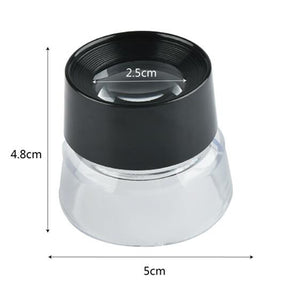 10X Magnifiers Microscope for Reading Jeweler
